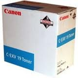 Canon Imagepress C 1 - Original Canon 0398B002 / CEXV19 Cyan Toner