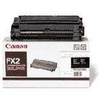 Canon Laser Class 7500 - Original Canon 1556A003 / FX-2 Black Toner -
