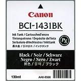 Canon 8963A001 Tinte BCI-1431 BK, schwarz