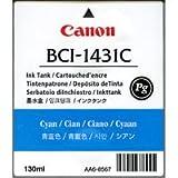 Canon 8970A001 Tinte BCI-1431 C, cyan