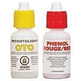 well2wellnes® Pool Testkit Lösungen / Flüssigreagenzien für Chlor + pH
