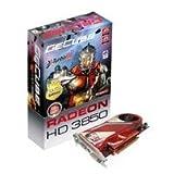 GeCube ATI Radeon HD 3850 Grafikkarte (PCI-e, 512MB GDDR3 Speicher, Dual DVI / TV-Out, 1 GPU)