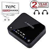 2018 Avantree Audikast aptX Low Latency Bluetooth 4.2 Audio Transmitter Sender Adapter für TV PC...