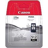 Canon Pixma IP 2700 (PG-512 / 2969 B 001) - original - Druckerpatrone schwarz - 401 Seiten - 15ml