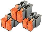 The Ink Squid 3Sets von Canon BCI-21/BCI-24(6Patronen) Nicht-OEM Tintenpatronen für die Canon bjc-4200bjc-4200Foto bjc-4300bjc-4302bjc-4304Drucker