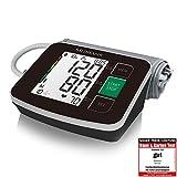 Medisana BU 516 Oberarm-Blutdruckmessgerät in schwarz mit Arrhythmie-Anzeige, WHO-Ampel-Farbskala - für eine präzise Blutdruckmessung und Pulsmessung mit Speicherfunktion - 51166