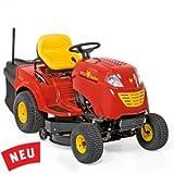 Wolf-Garten Select 92.130T Riding Lawn Mower 6300W–Lawn Mowers (Riding Lawn Mower, 92cm, 3cm, 9.5cm, 240l, 3.8L)