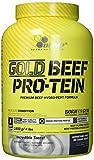 Olimp Gold Beef Pro-Tein | Rinder-Protein-Hydrolysat | Beeren Geschmack | 1,8 kg