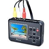Video Grabber digitalisiert Videobänder Direkt auf Speicherkarte, Video-zu-Digital-Konverter für...