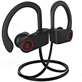Bluetooth Kopfhörer, Bluetooth in-Ear Best Wireless Sport Kopfhörer w/Mikrofon IPX7 Wasserdicht...