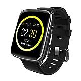 YAMAY Smartwatch Wasserdicht IP68 Smart Watch Sport Uhr Fitness Tracker,Schrittzähler Uhr,Schlaftracker,Stoppuhr für Herren Damen Vibrationsalarm Anruf SMS Whatsapp Beachten für iPhone Android Handy