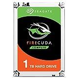 Seagate FireCuda Gaming SSHD Interne Solid-State-Hybrid-Festplatte für PC und PS4 (Modell:...