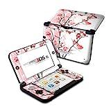 Nintendo 3DS XL Skin Schutzfolie Design modding Sticker Aufkleber - Pink Tranquility [Nintendo