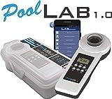 Pool Improve Fotometer Typ Tragbar Modell POL01 Farbe Weiß und Schwarz
