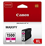 Canon 4549292003901 Druckerpatrone PGI-1500XL M, magenta