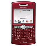 8830 Replica BlackBerry Handy-Attrappe/Spielzeug-Handy, Rot