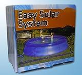 Easy Solar System 3,46 x 0,35 m (+4°C Wassertemperatur im Pool) Solarheizung Solarabsorber 3,46 x 0,36m