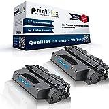 2x Kompatible Tonerkartuschen für Canon I-Sensys LBP 3310 I-Sensys LBP 3370 1976B002 Doppelpack - Premium Plus Serie