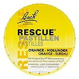 Bach Original Rescue Pastillen Orange-Holunder Lutschpastillen, 50 g