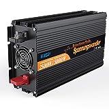 wechselrichter reiner sinus 2500 5000W spannungswandler 12V 230V power inverter
