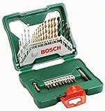 Bosch DIY 30tlg. X-Line Titanium-Bohrer und Schrauber-Set
