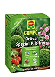COMPO Ortiva Spezial Pilz-frei AF, teilsystemisches Fungizid-Konzentrat, u.a. gegen Kraut- und Braunfäule, Echten und Falschen Mehltau an Ziepflanzen und Gemüse, 1000 ml