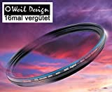 Polfilter POL circular slim 52, 55, 58, 62, 67, 72, 77, 82 mm XMC Digital Weil Design Germany -...