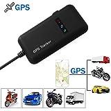 TKSTAR GPS Tracker, Auto LKW Motorrad Fahrzeug GPS Locator Echtzeit GPS Ortung Mini GSM GPRS GPS...