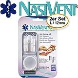 Nasivent Tube Plus - Starter Set - Anti Schnarch Mittel (Mit Aufbewahrungsdose)