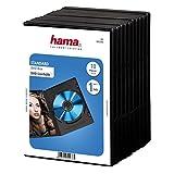 Hama DVD-Hüllen (auch passend für CDs und Blu-rays, mit Folie zum Einstecken des Covers)...