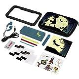 Hama 15in1-Zubehör-Set Undead für Nintendo New 3DS/New 3DS XL (inkl. Tasche, Schutzfolien, Kopfhörer, Stifte)