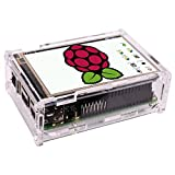 Quimat Touch Screen for Raspberry Pi 3 Kit, 3,5'' Zoll Inch Touch Schirm Monitor 320*480 Auflösung...