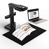 CZUR ET16 Plus Scanner mit Einknopf-Bedienung Dokumentenscanner für Bücher Dokumente Materialien...
