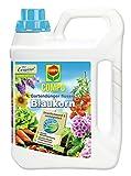 COMPO 1202402 Blaukorn NovaTec flüssig, Universaldünger für den Garten, 2,5 Liter