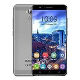 Oukitel U16 Max 6 Zoll Smartphone Android 7.0 4G LTE Handy 3GB RAM 32GB ROM 4000mAh Dual SIM ohne...