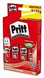 Pritt Klebestift 6 x 22 g Multipack PS6BF