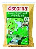 Oscorna Baum-, Strauch- und Heckendünger, 5 kg