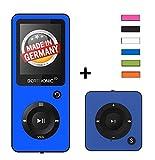 BERTRONIC Royal BC02 und BC05 MP3-Player  Bis 100 Stunden Wiedergabe  Farbdisplay  Radio | Portabler...