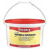 SYCOFIX Tapezier- und Putzgrund LF weiß (für innen) (10 Liter), Grundpreis 3,69 Euro/Liter