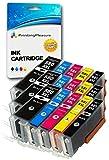 15 XXL PREMIUM PGI-580/CLI-581 XXL Druckerpatronen für Canon Pixma TR7550 TR8550 TS6150 TS6151 TS8150 TS8151 TS8152 TS9150 TS9155 | PGI-580PGBK XXL CLI-581BK XXL CLI-581C XXL CLI-581M XXL CLI-581Y XXL
