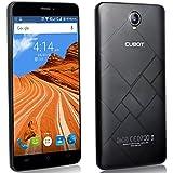 Cubot Max Smartphone ohne Vertrag 6 Zoll HD Touch-Display mit 4100 mAh Akku, 3GB Ram+32GB interner Speicher, Octa-Core Prozessor, Android 6.0, Dual-SIM, 4G LTE FDD, 5MP Frontkamera / 13MP Hauptkamera, IPS 2.5D gebogener Bildschirm Schwarz [ Cubot Offiziell ]