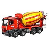 Bruder 03654 - MB Arocs Betonmisch-LKW