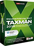 Lexware TAXMAN 2018 Minibox / Übersichtliche Steuererklärungssoftware für Arbeitnehmer, Familien,...