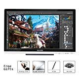Huion GT-220V2 Silber 21,5 Zoll IPS Panel Grafiktablett Pen Display Grafikmonitor