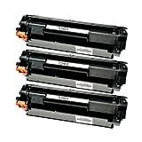 3 Toner für Canon Cartridge 714 schwarz Fax L-3000 IP Series Class-810 830 I