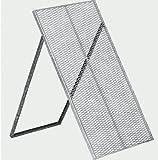 Durchwurfsieb Durchwurfgitter 120 x 80 cm