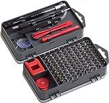Meister Feinmechaniker-Set 108-teilig - Reparatur-Set für Smartphones, Tablets, PCs, Konsolen,...