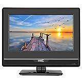 HKC 20C1NBD 20 zoll (50.80cm) LED Fernseher mit DVD Player (HD, TRIPLE TUNER, DVB-T/T2/C/S/S2, H.265...