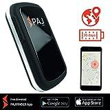 Allround Finder von PAJ GPS Tracker zur Live Ortung von Personen und Fahrzeug KFZ mit bis zu 30...