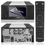 Xtrend ET 8500 HD Receiver PVR Ready mit Festplatte Schacht LCD Display 2 x DVB-S2 Sat Tuner mit...
